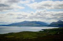 Mountains on Mull